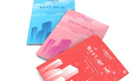 BEST OF MI. - The Lifestyle Guide | Il mensile di Flawless Milano
