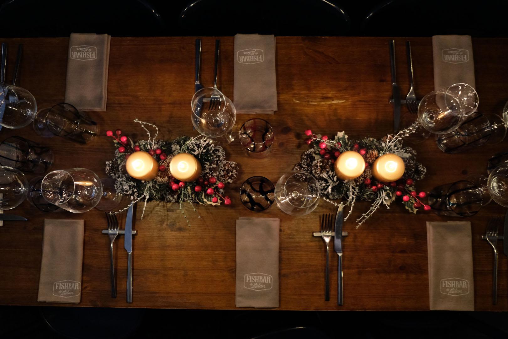 Cena di Natale a Milano dove farla
